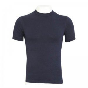 Minerva Sporties Basic Vest Muscle Top T Shirt Navy 10130