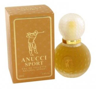 Anucci Sport Eau De Toilette Spray 3.4 oz / 100.55 mL Men's ...