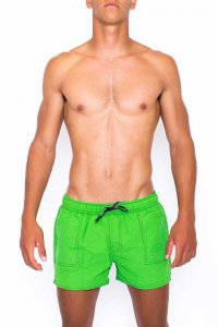 BWET Eclipse Shorts Swimwear Green 1744