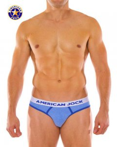 Go Softwear A J Olympic Jock Brief Jock Strap Underwear Royal 8780