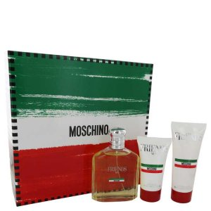 Moschino Friends EDT Spray 4.2oz/124.2mL + After Shave Balm ...