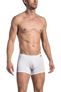 Olaf Benz RED 1601 Casual Pants Boxer Brief Underwear White 1-07413/1000