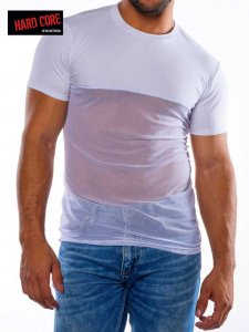 Go Softwear Skin Suave Short Sleeved T Shirt White 4475
