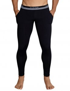 Clever Juliano Athletic Pants Black 0315