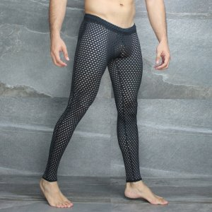 McKillop Sleek Glory Lycra Tights Long Johns Long Underwear ...