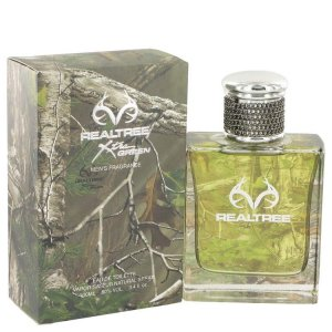 Jordan Outdoor Realtree Eau De Toilette Spray 3.4 oz / 100.55 mL Men's Fragrance 515867