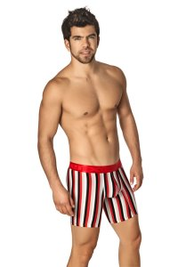 Xtremen Microfiber Boxer Brief Underwear Red 51332