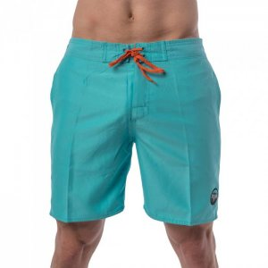 Lord Solid Boardshorts Beachwear Teal MA004