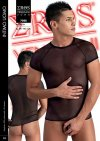 Eros Veneziani Mesh Short Sleeved T Shirt 7088