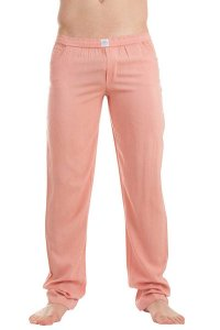 L'Homme Invisible Sensations Lounge Pants Peach Pink HW131-LOU-T04