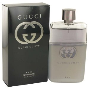 Gucci Guilty Eau De Toilette Spray 3 oz / 88.72 mL Men's Fra...