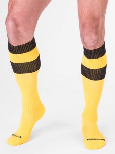 Barcode Berlin [3 Pack] Football Socks Yellow/Black 90143-50...
