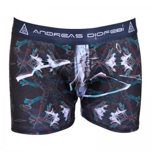 Andreas Diofebi The Second Coming Disturbia Boxer Brief Underwear