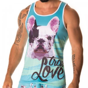 Jor TRUE LOVE Tank Top T Shirt 0193