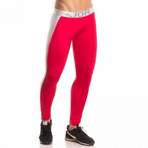 Jor RUNNER Sportswear Long Pants RED 0220