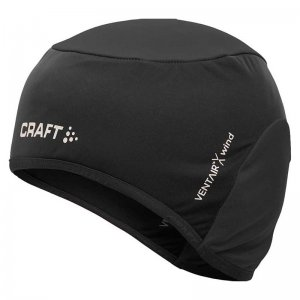 Craft Bike Tech EB Hat Black/Bright Red 1902927