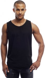 Go Softwear Air Muscle Top T Shirt Black 4716
