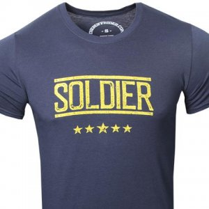 Ruff Riders The Soldier Short Sleeved T Shirt
