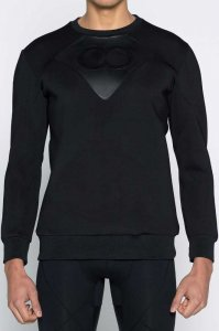 2EROS Aktiv Long Sleeved Sweater Black J20