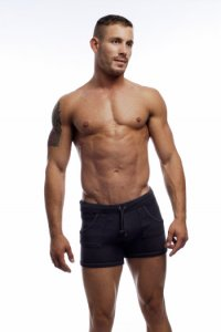 Go Softwear Sport Shorts Charcoal 4641