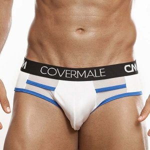 Cover Male Level Brief Underwear White 143