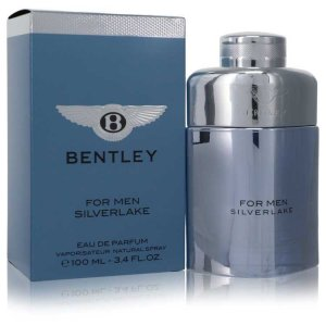 Bentley Silverlake Eau De Parfum Spray 3.4 oz / 100.55 mL Me...