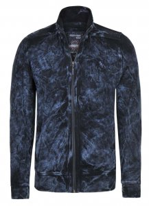 Giorgio Di Mare Zip Long Sleeved Sweater Navy GI2670799