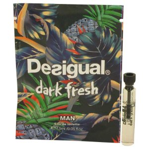 Desigual Dark Fresh Vial (Sample) 0.05 oz / 1.47 mL Men's Fr...