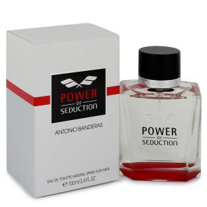 Antonio Banderas Power Of Seduction Eau De Toilette Spray 3....