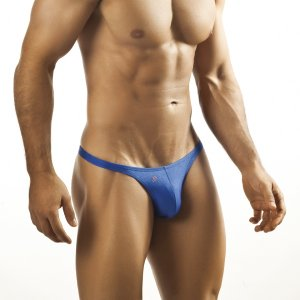 Joe Snyder Capri Bikini 07 Royal Underwear & Swimwear