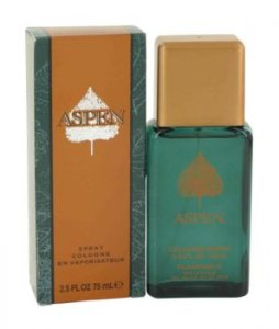 Coty Aspen Cologne Spray 2.5 oz / 73.93 mL Men's Fragrance 4...