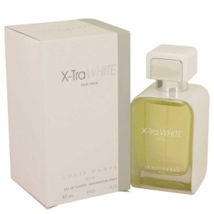 Louis Varel X-Tra White Eau De Toilette Spray 3.4 oz / 100.55 mL Men's Fragrances 539797