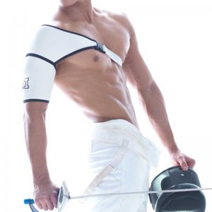 MIIW Hombro One Shoulder Harness Sportswear White