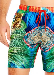 Aqua Blu Australia Instinct Boardshorts Beachwear AM8023IN