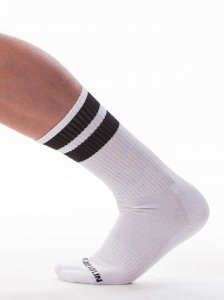 Barcode Berlin [3 pack] Gym Socks White/Black 91366-204