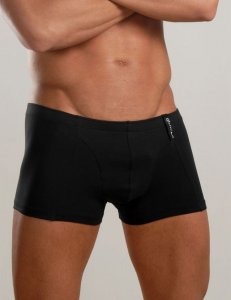 Geronimo Boxer Brief Underwear Black b22