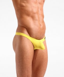 Cocksox Classic Thong Underwear Gold CX05