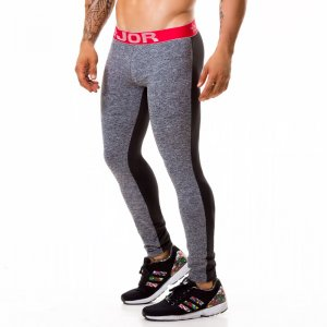 Jor Goliat Athletic Pants Black 0372