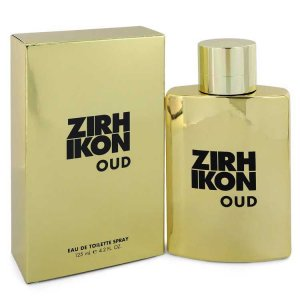 Zirh International Ikon Oud Eau De Toilette Spray 4.2 oz / 124.21 mL Men's Fragrances 549060
