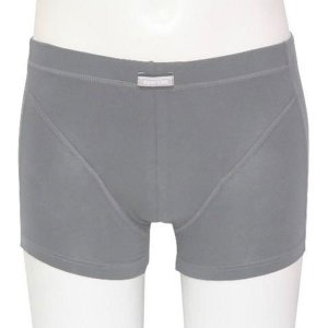 Minerva Sporties Basic Boxer Brief Underwear Grey 20260