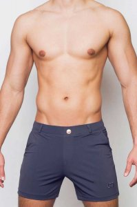 2EROS Bondi Shorts Swimwear Charcoal S60