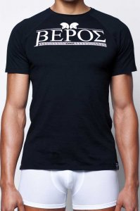2EROS Olympus Short Sleeved T Shirt Black T20