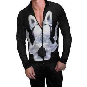 Danny Miami Dark Frenchie Tracksuit