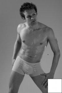 Geronimo Boxer Brief Underwear White 3257