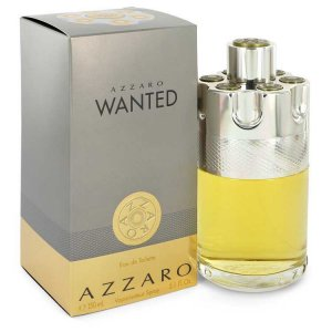 Azzaro Wanted Eau De Toilette Spray 5.1 oz / 150.82 mL Men's...