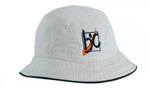 Headwear Professional 3 Panel Enzyme Washed Bucket Cap White...