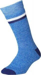 2(x)ist Boot Socks Heather Blue 19K117 USA1