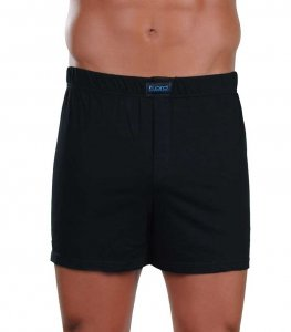 Lord Opening Loose Boxer Shorts Underwear Black 1531