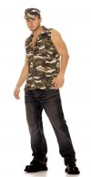 Elegant Moments 9276 Army Man Costume Set