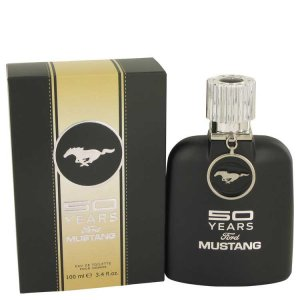 Ford 50 Years Ford Mustang Eau De Toilette Spray 3.4 oz / 100.55 mL Men's Fragrances 536495